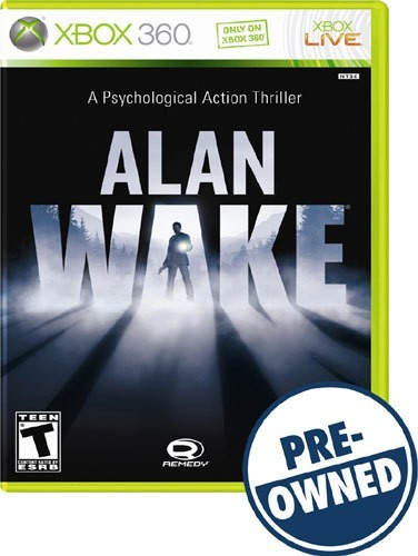Alan Wake - PRE-Owned - Xbox 360