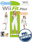 Wii Fit Plus - PRE-OWNED - Nintendo Wii