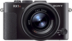 Price Sony - Cybershot DSC-RX1R 243-Megapixel Digital Camera - Black price