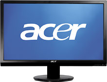 Acer P215H 21.5 inch Widescreen Flat Panel LCD Monitor