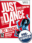 Just Dance - PRE-OWNED - Nintendo Wii