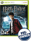 Harry Potter and the Half-Blood Prince - PRE-OWNED - Xbox 360