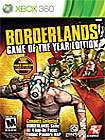 Borderlands: Game of the Year Edition - Xbox 360