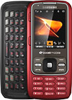 Boost Mobile - Samsung Rant No-Contract Mobile Phone - Red