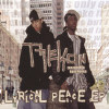 Lyrical Peace EP [EP] - CD