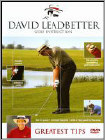 Buy David Leadbetter Golf Instruction: Greatest Tips - DVD