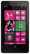 Nokia - Lumia 810 Mobile Phone (Unlocked) - Black