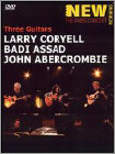 Larry Coryell, Badi Assad and John Abercrombie: Three Guitars - Paris Concert -