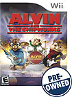 Alvin and the Chipmunks - PRE-OWNED - Nintendo Wii