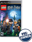 LEGO Harry Potter: Years 1 - 4 - PRE-OWNED - PSP