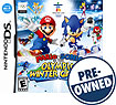 Mario & Sonic at the Olympic Winter Games - PRE-OWNED - Nintendo DS