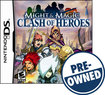 Might & Magic: Clash of Heroes - PRE-OWNED - Nintendo DS