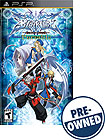 BlazBlue: Calamity Trigger Portable - PRE-OWNED - PSP