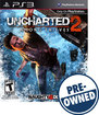 Uncharted 2: Among Thieves - PRE-OWNED - PlayStation 3