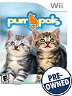 Purr Pals - PRE-OWNED - Nintendo Wii