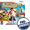 Active Life Outdoor Challenge - PRE-OWNED - Nintendo Wii