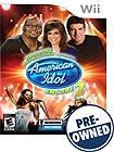 Karaoke Revolution Presents: American Idol Encore 2 - PRE-OWNED - Nintendo Wii