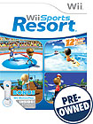 Wii Sports Resort - PRE-OWNED - Nintendo Wii
