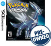 Pok� mon Diamond - PRE-OWNED - Nintendo DS