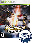 Warriors Orochi - PRE-OWNED - Xbox 360