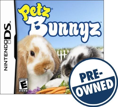 Petz Bunnyz - PRE-Owned - Nintendo DS