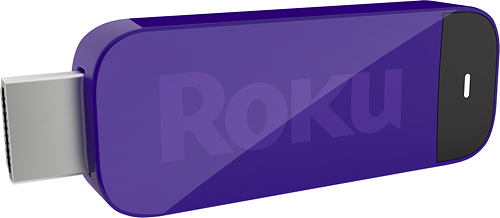 Roku - Streaming Stick Roku Ready MHL Version - Purple