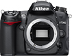 Nikon - D7000 162-Megapixel DSLR Camera (Body Only) - Black