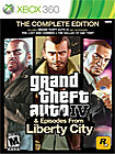 Grand Theft Auto IV: The Complete Edition - Xbox 360
