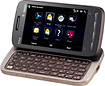 Buy Microphones  - HTC Touch Pro 2 Mobile Phone (Unlocked) - Black/Bronze