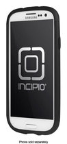Incipio - DualPro Case for Samsung Galaxy S III Mobile Phones - Black