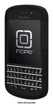 Incipio - DualPro Case for BlackBerry Q10 Mobile Phones - Black
