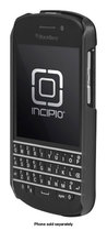 Incipio - feather SHINE Shell Case for BlackBerry Q10 Mobile Phones - Black