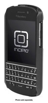 Incipio - feather SHINE Shell Case for BlackBerry Q10 Mobile Phones - Silver