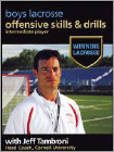 Buy Winning Lacrosse: Boys Lacrosse - Offensive Skills & Drills for the Intermediate Player - DVD