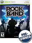 Rock Band PRE-OWNED - Xbox 360