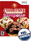 Cold Stone Creamery: Scoop It Up - PRE-OWNED - Nintendo Wii