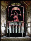 Masters of Horror: Season 1, Vol. 1 [6 Discs] - DVD