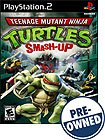 Teenage Mutant Ninja Turtles: Smash-Up - PRE-OWNED - PlayStation 2