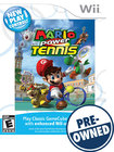New Play Control: Mario Power Tennis - PRE-OWNED - Nintendo Wii