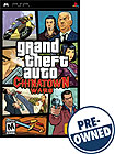 Grand Theft Auto: Chinatown Wars - PRE-OWNED - PSP