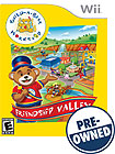 Build-A-Bear Workshop: Friendship Valley - PRE-OWNED - Nintendo Wii