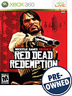 Red Dead Redemption PRE-OWNED - Xbox 360