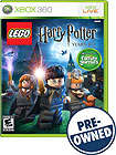 LEGO Harry Potter: Years 1 - 4 - PRE-OWNED - Xbox 360