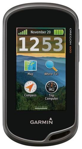 Garmin - Oregon 600 3 GPS - Black