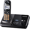Panasonic - DECT 60 Expandable Cordless Phone with Call-Waiting Caller ID