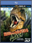 Dinosaurs Alive! [IMAX] Blu ray 3D Review