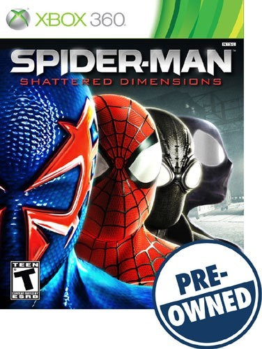 Spider-Man: Shattered Dimensions - PRE-Owned - Xbox 360