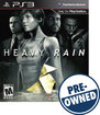 Heavy Rain - PRE-OWNED - PlayStation 3