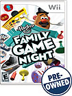 Hasbro Family Game Night - PRE-OWNED - Nintendo Wii