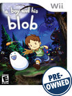 A Boy and His Blob - PRE-OWNED - Nintendo Wii